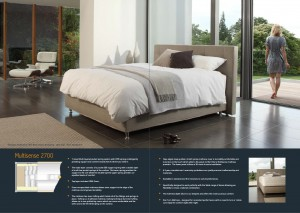 Velda Multisense 2700 - brochure spread